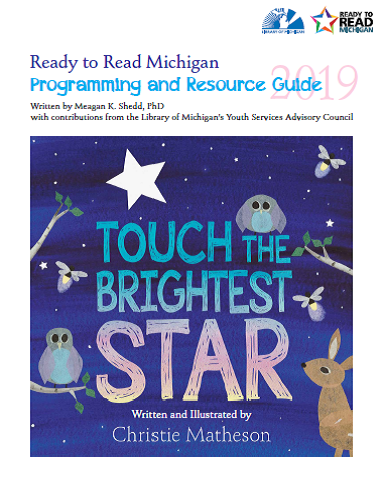 touch the brighest star program guide cover.png